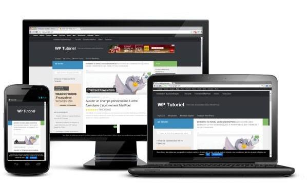 WP tutoriel: site de tutoriels vidéos WordPress